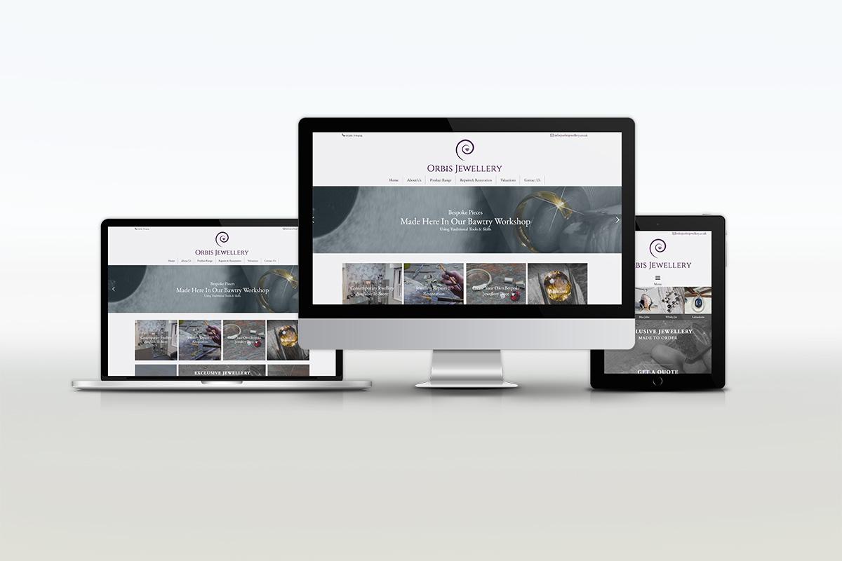Orbis Jewellery Website