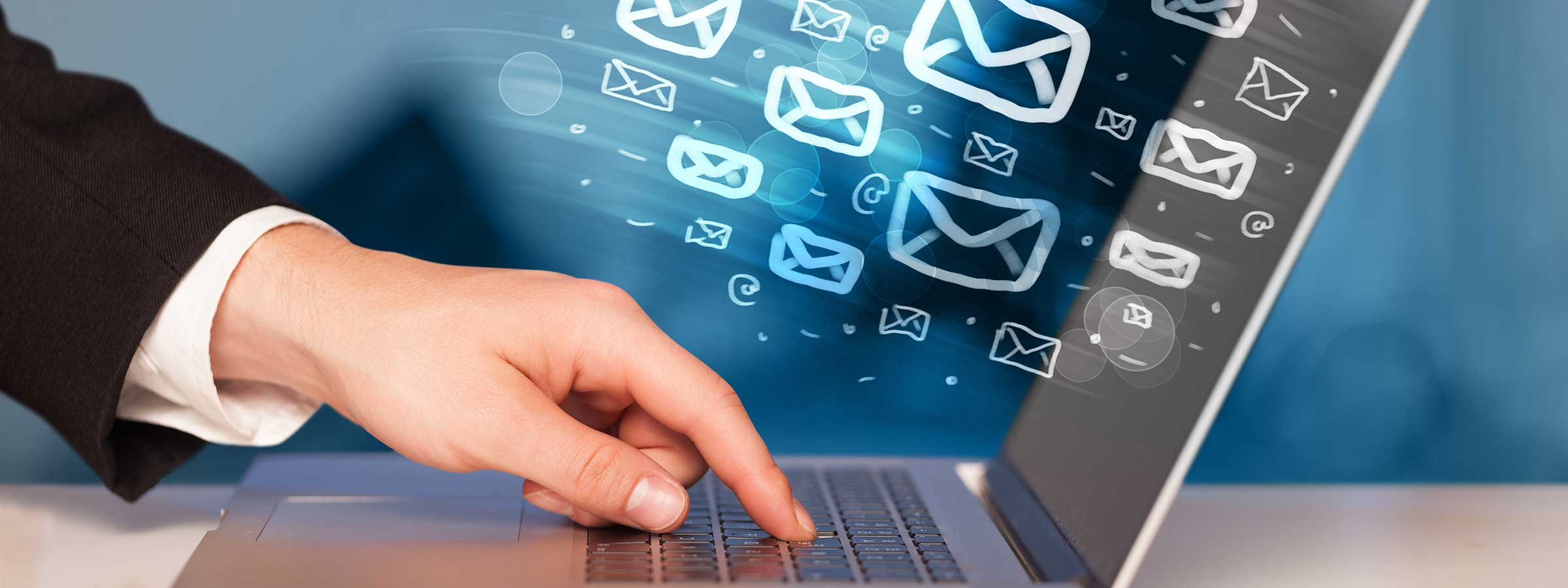 The benefits of using email campaigns